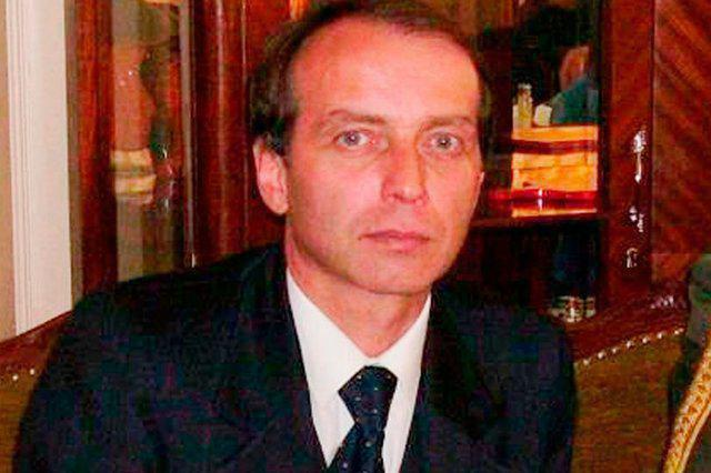 Russian diplomat Petr Polshikov
