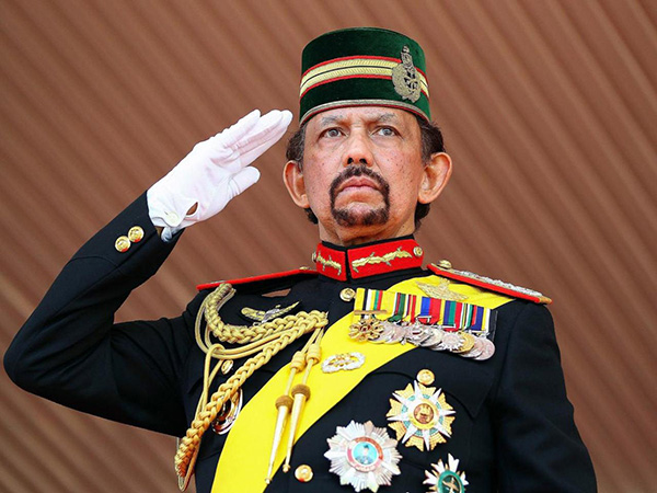 The sultanate of Brunei