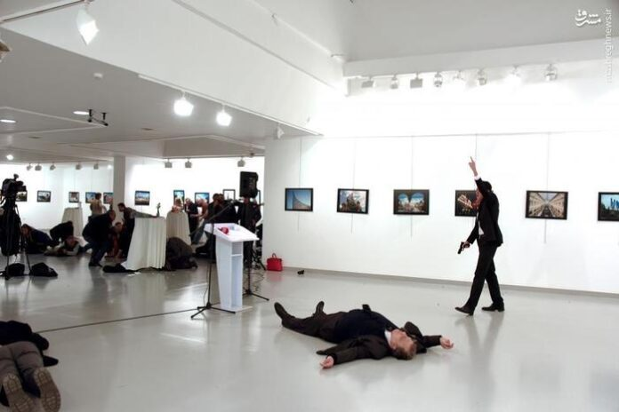 Russian Ambassador- Ankara