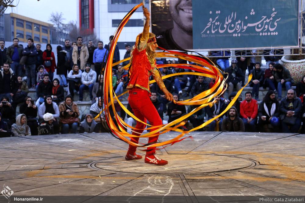 Non Muslim Perspective On The Revolution Of Imam Hussain: Fajr Int'l Theatre Festival Underway In Iran