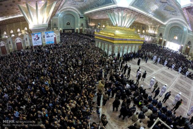 Rafsanjani's Funeral