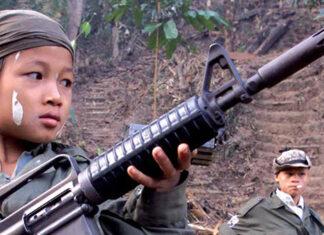 Child-soldiers
