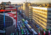 Buildings-Tehran