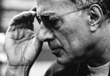The late Iranian filmmaker Abbas Kiarostami