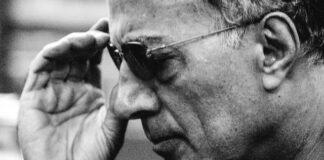 The late Iranian filmmaker Abbas Kiarostami