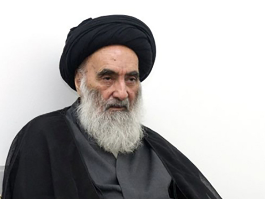 Iran's President Lauds Ayatollah Sistani's Vital Role after Controversy