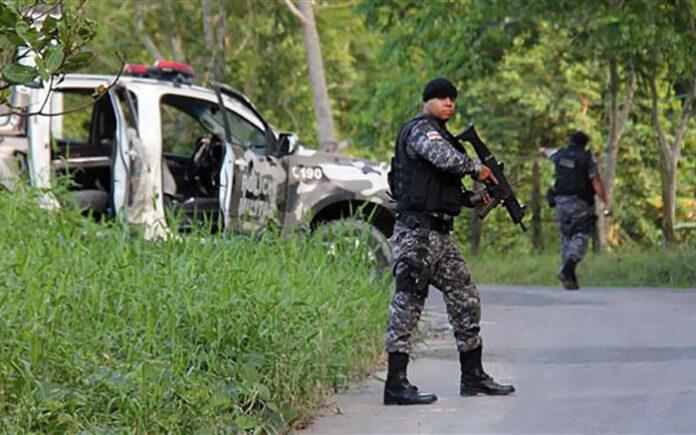 brazilian-police