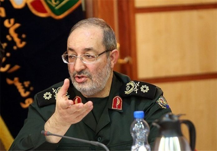 Brigadier General Masoud Jazayeri