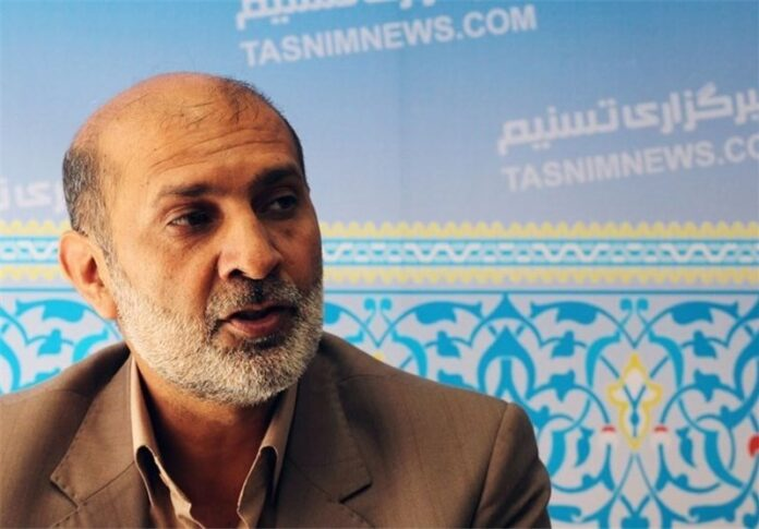 General Rassoul Sanai-Raad