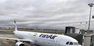 Iran Air-Airbus a321