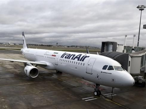 Iran Air-Airbus a321