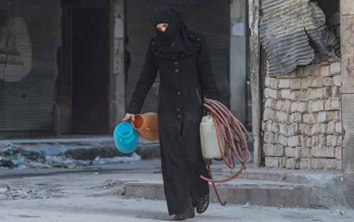Syria Water Crisis