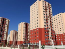 Mehr- housing project