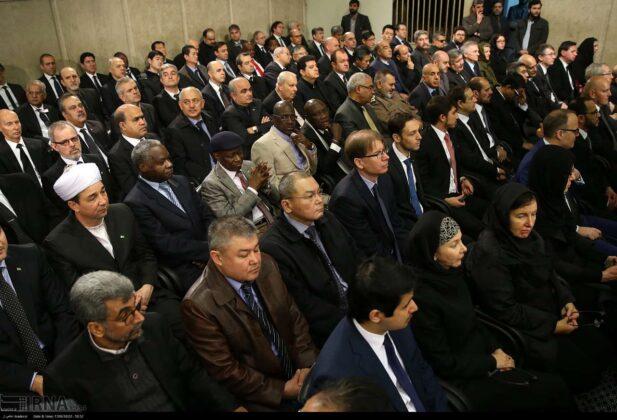 Ayatollah Rafsanjani's Memorial Service