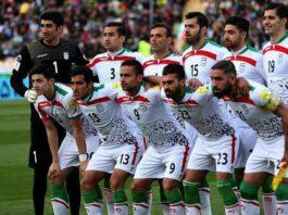 Iran football team