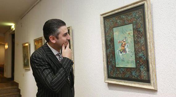 Iranian Art- Belarusian