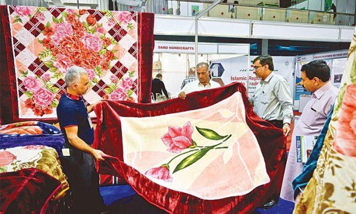 نمایشگاه صنعتی ایران در کراچی