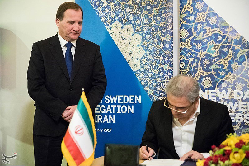 Controversy over Iran-Sweden Deals Signed in Ambassador's 'House' - IFP News
