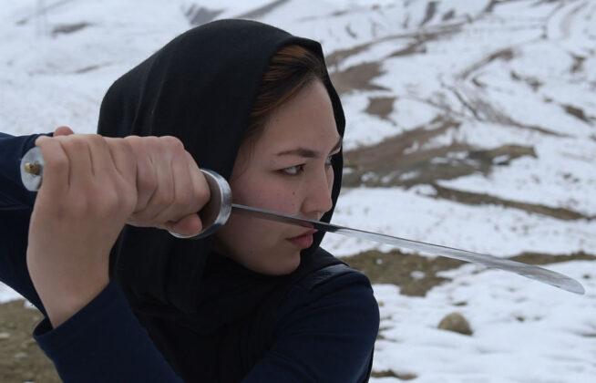 Shaolin-Afghanistan
