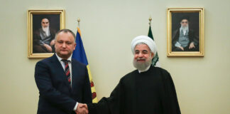 rouhani-Moldovan Counterpart