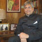 Indian Ambassador to Iran Saurabh Kumar