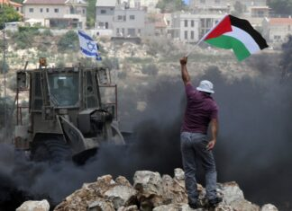 Intifada - Palestine