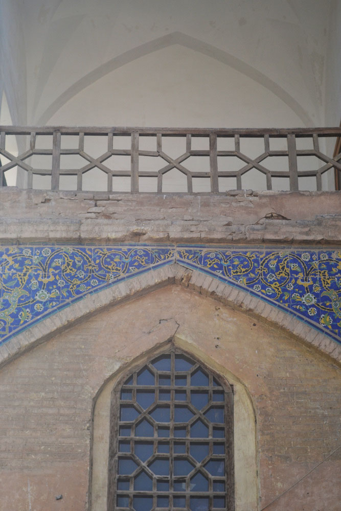 Simplicity Of Iranian Architecture S Complex Geometry