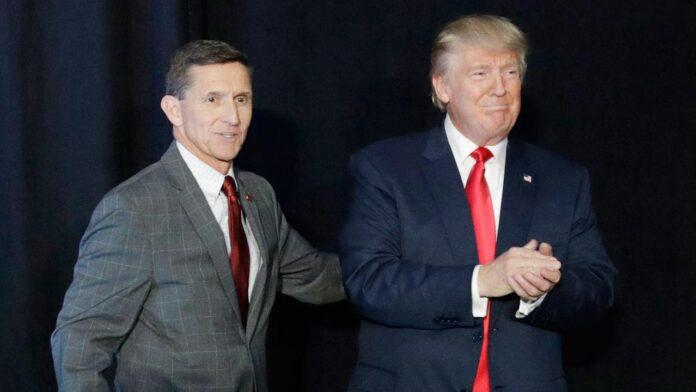 Michael Flynn and Trump