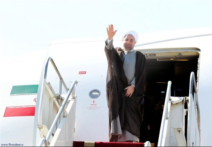 Rouhani- Travel