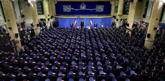 Iran Supreme Leader - Air Force meeting - 2016