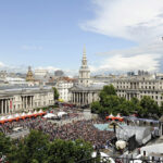 Trafalgar Square-London
