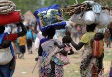 مهاجران سودان جنوبی