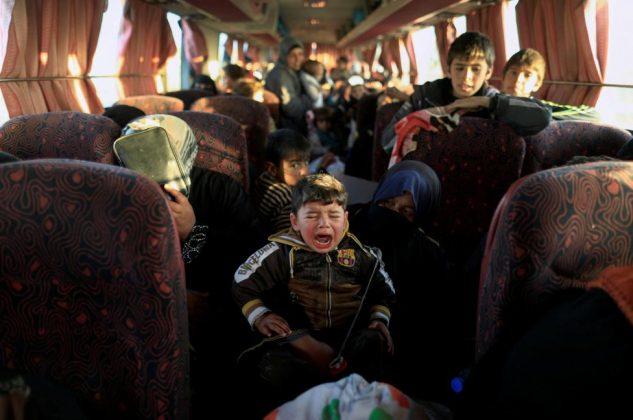 پسربچه عراقی