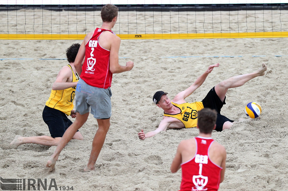 Fivb Beach Volleyball World Tour New Systtem