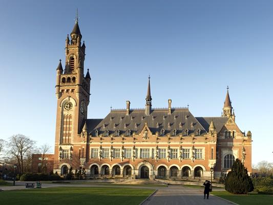 Reading of ICJ Advisory Opinion upon IFAD's request , on 1 February 2012 / Lecture de l'avis consultatif de la Cour sur la demande du FIDA, le 1er février 2012