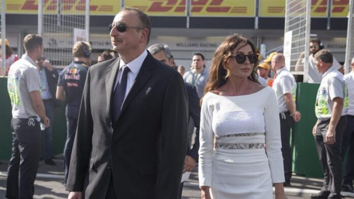 Azerbaijan's President