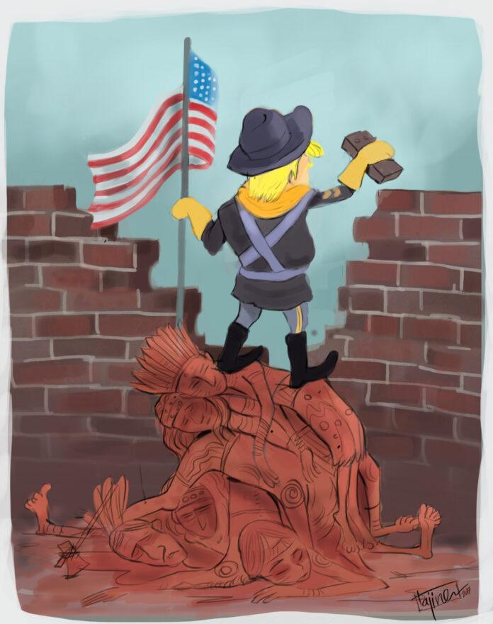 دیوار ترامپ