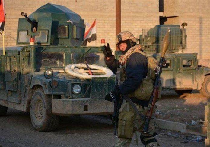 القوات العراقية تحرر مبنى الحكومة الرئيسي غرب الموصل