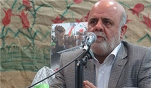 سفير ايران الجديد في بغداد يباشر مهامه قريبا