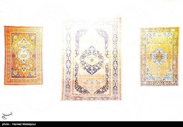 متحف السجاد في ايران 16