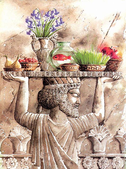 عيد النوروز في الحضارات القديمة