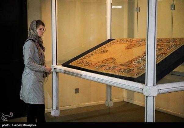 متحف السجاد في ايران 15