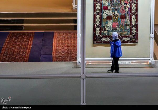 متحف السجاد في ايران 14