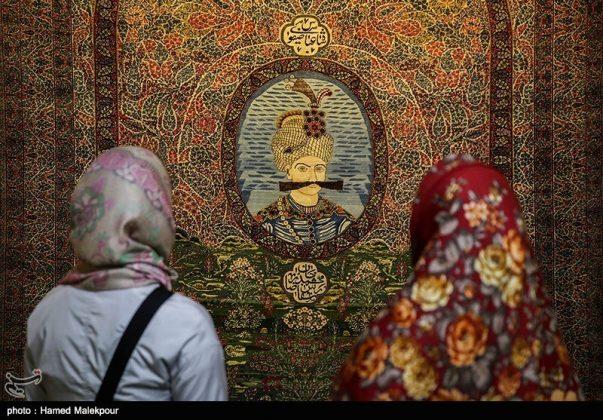 متحف السجاد في ايران 12