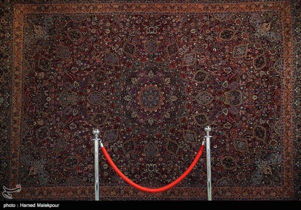 متحف السجاد في ايران 11
