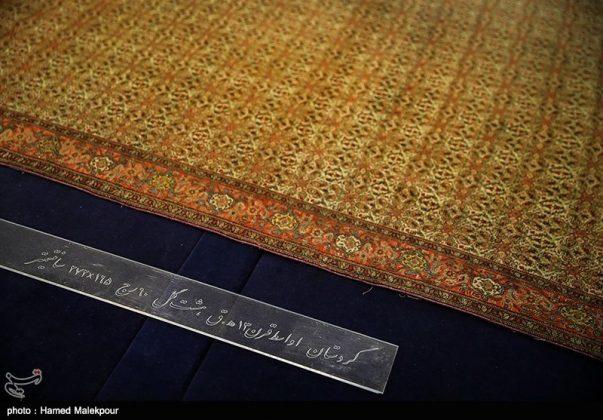 متحف السجاد في ايران 9