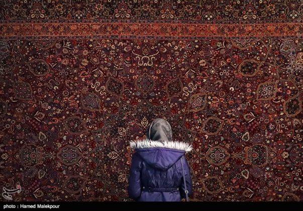 متحف السجاد في ايران 8