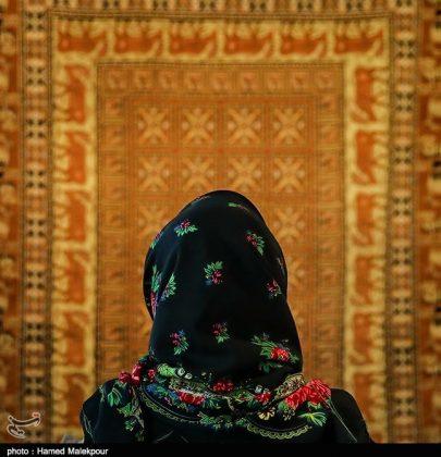 متحف السجاد في ايران 25