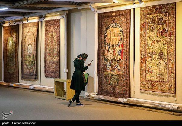 متحف السجاد في ايران 7
