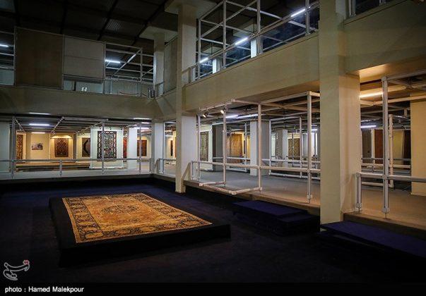 متحف السجاد في ايران 5